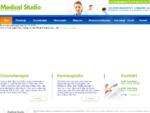 Medycyna Naturalna - leczenie miażdżycy, chelatacja poznań, ozon, ozonoterapia, homeopatia, oberon