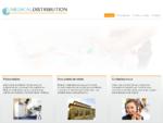 Medical Distribution | Distributeur de matériel médical pour les professionnels de la santé et les