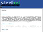 Meditel s. r. l. - produzioni elettroniche su commessa - electronic contract manufactoring - ...