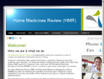 The Medicines Review Company