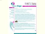 Meer Ergotherapie - een praktijk voor ergotherapeutische zorgverlening