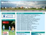 Meerhoven. nl - Dé startpagina van Meerhoven
