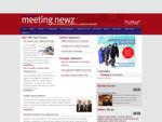 Meeting Newz Magazine