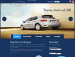 Mega Rent Beograd | Rent a Car Beograd | Iznajmljivanje vozila Aerodrom Beograd