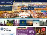 Mega Travel, Operador Mayorista de viajes a todo mundo desde México. Viaje a la copa Mundial de la