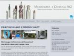 Präzision aus Leidenschaft | Meierhofer Gehring AG