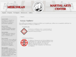 Meikonkan Martial Arts Center - Αρχική