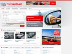 Gebrauchtwagen finden und finanzieren | Österreichs Autobörse für Autokredit und Gebrauchtwagenfinan