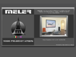 --MELER-- Video Projection Screens srl