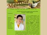 MELISSA - centrum medycyny naturalnej - wylecz się w naturalny sposób !