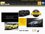 Melo Falcão O seu Representante Renault e Dacia em Odivelas - Carros Usados, Carros Baratos, Stand