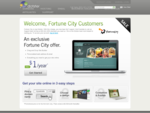 Welcome Fortune City Customers | Dotster