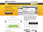 Membee - The Hardworking Membership Management Software