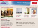 Mencinger d. o. o. - vrhunske markize Markilux - tende - senčila - roloji za okna - blago za zavese