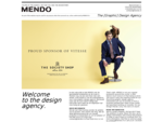 Mendo | The [Graphic] Design Agency | Portfolio