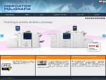 Maszyny offsetowe, do druku cyfrowego - używane oraz nowe - Mercator Poligrafia