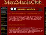 Merc-Mania-Club Polska - strona główna