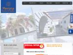 Mersina Rooms | Paros Island
