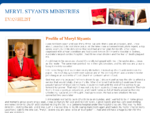 Meryl Styants Ministries