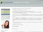 ACTRACON BuchhaltungsBüro Stuttgart
