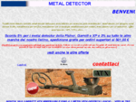 benvenuti alla metal detector one
