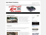 Kiwi Metal Polishers | Dip stripping and cleaning for classic cars, industrial machinery and ...