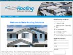 Metal Roofing Brisbane - Metal Roofing Solutions - Brisbane Metal Roofing