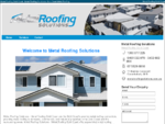 Metal Roofing Gold Coast - Metal Roofing Solutions - Gold Coast Metal Roofing
