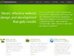 Christchurch Website Design | New Zealand Web Development | eCommerce Development | Magento | D
