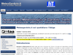 MeteoGardolo - Osservatorio Meteo Gardolo, Trento - Dati meteo Meteogardolo. it- Webcam live meteo ...