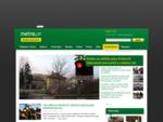 On-line portál deníku Metro