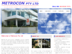 Metrocon Pty Ltd