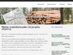 Mette metsätalouden kirjanpito-ohjelma