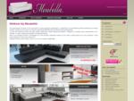 Design meubels | Meubella | Sofa's - Hoekbanken - Mengkranen - Douchepanelen