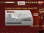 Speacute;cialiste de meubles design, salon, canapeacute; cuir, lits, matelas, cuisine - Meuble