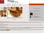 Ambiance meubles Marcelly, magasins de Meubles montagne depuis 1982-Taninges