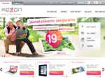 MEZON – mobilusis 4G internetas