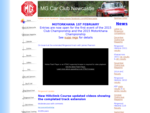 MG Car Club Newcastle