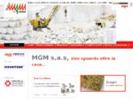 MGM sas MARMI GRANITI MARIANO - Lavorazione e produzione di blocchi e lastre di granito, marmo, pi