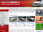 Kvalitní ojeté automobily se zárukou