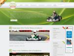 Michał Huebner Racing - oficjalna strona zawodnika kartingowego KF2 ROK125