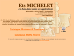 Ets Michelet - moulures sculptures tournages
