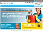 Microfiber. dk - Rengøring med besparelse! Engrossalg til Erhverv