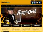 Micro Magic Tietotekniikka-, Pilvipalvelu- ja ICT-alan ammattilainen