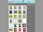 Miekas Bildergalerie - Zeichnungen, Bilder in Acryl und Fotografien von Michaela Kolbeck - bilder i