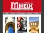 Ewald MIHELIC - BAU | PFLASTERUNG | ASPHALT - Arnfels, Südsteiermark
