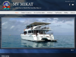 MV Mikat Cruises 8211; Deep Sea Fishing Charters 8211; Gladstone