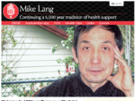 Mike Lang Auriculotherapy and Traditional Chinese Medicine