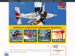 Paracadutismo in tandem | Corsi di paracadutismo AFF