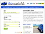 Noleggio Auto Milano Low Cost Autonoleggio all aeroporto Milano Malpensa